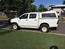 Toyota Hilux 2010 Aitkenvale Townsville City Preview