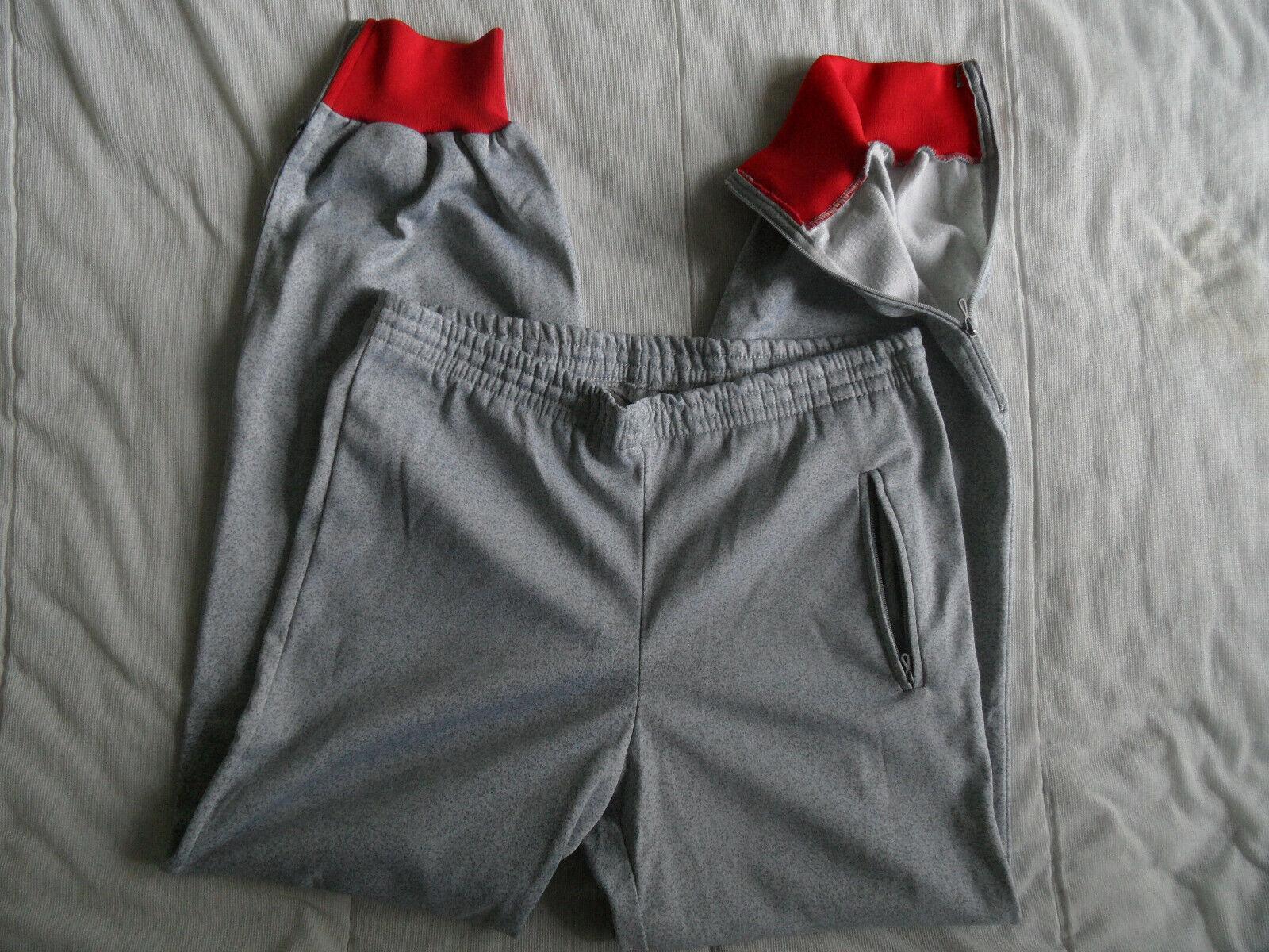 Jogging     adidas  ventex    gris   vintage    taille  s / m