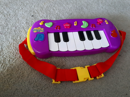 Wiggle Piano Set