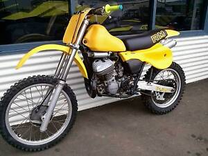 Collectable 1982 Suzuki RM465 in excellent condition Taminda Tamworth City Preview
