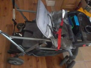 Baby Trend double sit and stand stroller Cambridge Kitchener Area image 1