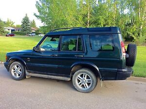 2002 Land Rover Discovery ll SE