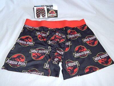 NEW Jurassic Park movie Compression Boxer Brief Underwear Shorts Mens Size M XXL