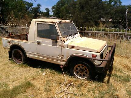 Suzuki Sierra ute East Fremantle Fremantle Area Preview