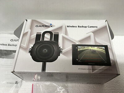 Garmin BC30 Wireless Backup Camera VIDEO RECEIVER NOT INCLUDE  (C23)