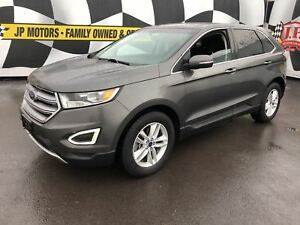 2016 Ford Edge SEL, Automatic, Panoramic Sunroof, AWD, 35,000km