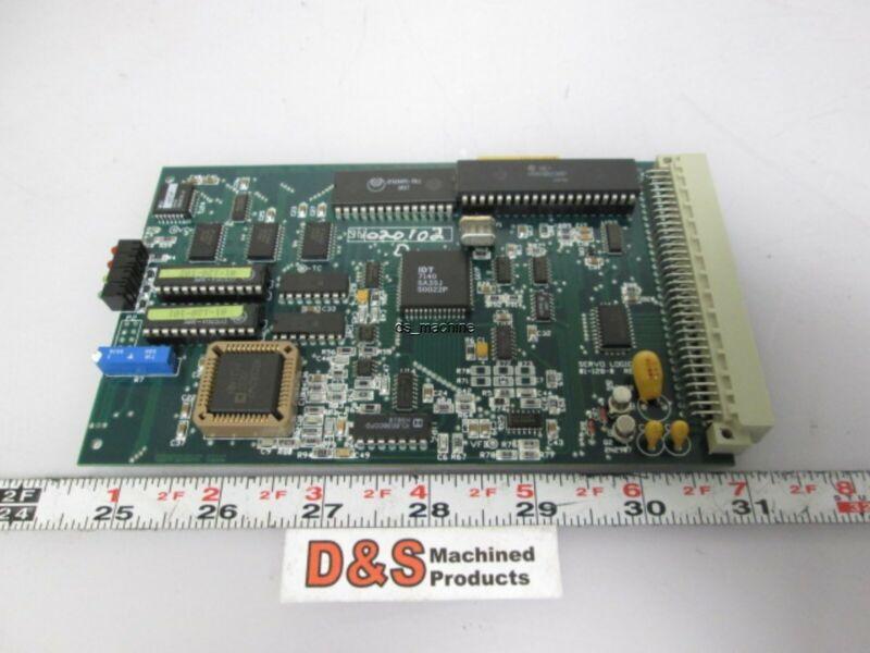 ESC Manufacturing 01-128-0 Rev D Servo Logic PCBA