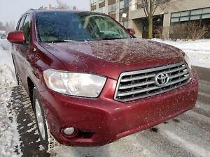 2010 Toyota Highlander 4WD LEATHER BACKUP CAM ROOFRACK *MINT*