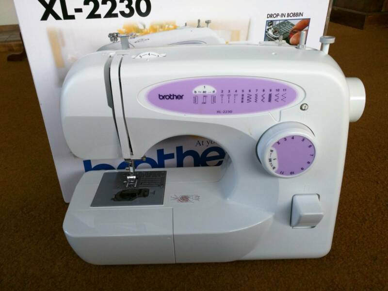 Sewing Machine Brother XL40 Sewing Machines Gumtree Beauteous Brother Xl 2230 Sewing Machine