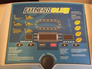 Treadmill for sale or swap