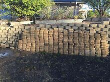 Retaining wall blocks/bricks/pavers over 400 Karalee Ipswich City Preview