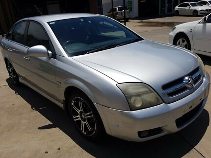 2004 Holden Vectra Hatchback automatic 183,282kms