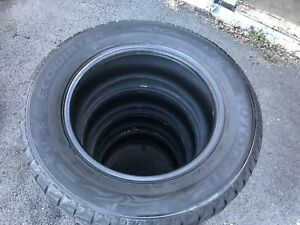 185-65-14 2 Pneus Hiver comme neuf, 2 Winter Tires like new