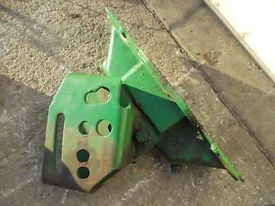 John Deere Mt Tractor Right Axle Drop Jd Housing Bottom Rear Cover Hitch Brak