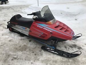 Polaris 440 Find Snowmobiles Near Me In In Manitoba From Dealers