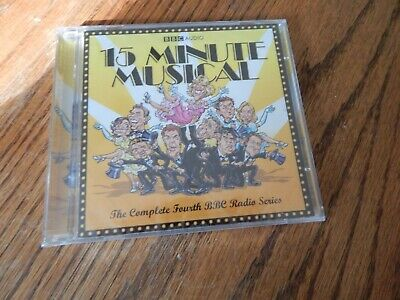 """15 Minute Musical"" Complete 4th BBC Radio Series; CD/New"