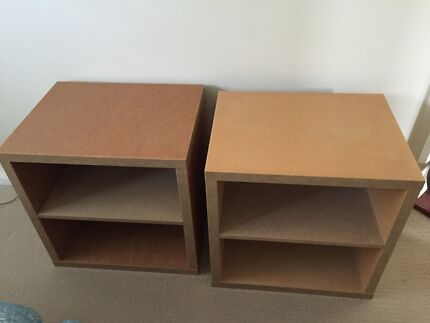 Bedside tables by Ikea  Engadine Sutherland Area Preview