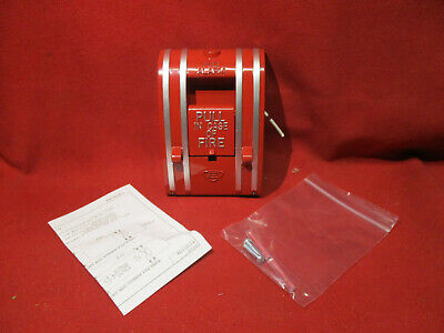 Edwards Fire Alarm Pull Station Nonecoded 270a-spo