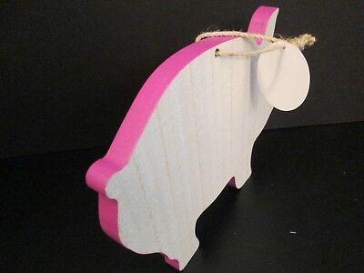 Pig Shaped Cutting Board (Pig Shaped Wood Cutting Board, 10