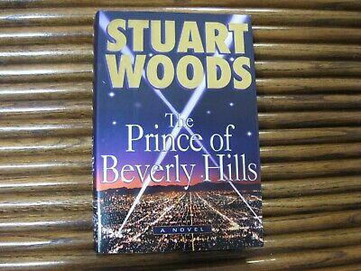 STUART WOODS PRINCE OF BEVERLY HILLS 2004 HC DJ 1st EDITION, 1st PRINTING - $2.99