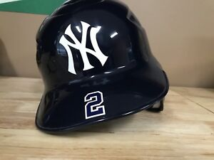 Authentic MLB Rawlings batting helmet