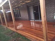 PERGOLAS from $110 !!!! DECKING FROM $135 BUILDERS Frankston Frankston Area Preview