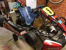 Go Kart Full Setup +Trailer - ROTAX MAX 125 - NOTHING ELSE TO BUY Maroubra Eastern Suburbs Preview