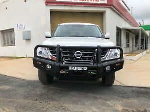 2019 Demo Nissan Patrol Ti Auto Petrol Wagon 8 Seats Walla Walla Greater Hume Area Preview