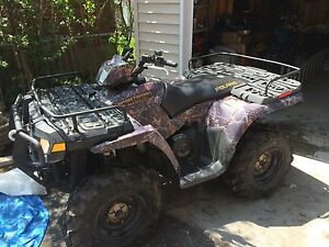 2007 Polaris Sportsman 500 H.O. E.F.I.