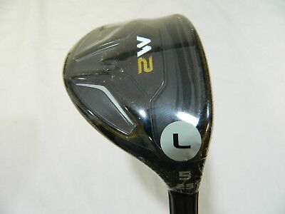 New Taylormade m2 25* 5 Hybrid 5H Rescue - Ladies flex Taylor made M-2