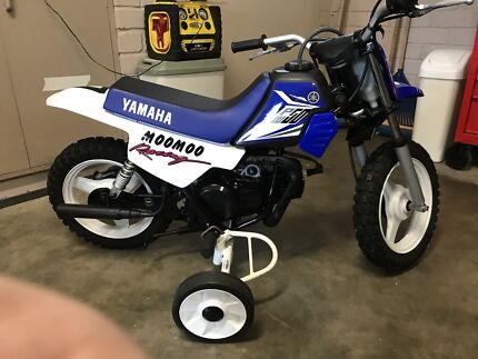 Pee wee 50 Yamaha traing wheels Erindale Burnside Area Preview