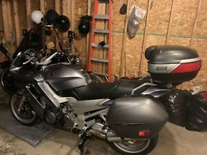 2004 Yamaha FJR1300 with ABS - Sports Touring