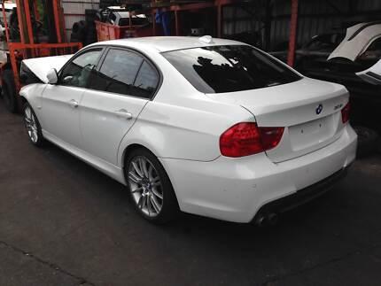 BMW 3-Series Sedan BMW 323I 2011 E90 4 DOOR SED bmw wrecking comp Northmead Parramatta Area Preview