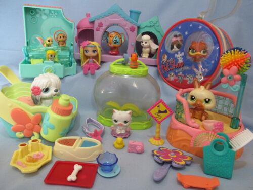 Littlest Pet Shop Random 33 Pcs Figures Playset Accessories Lot 3 Best Deal