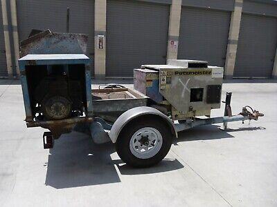 Stucco Mortar Fire Proof Pool Concrete Mixer And Pump 2003 Putzmeister