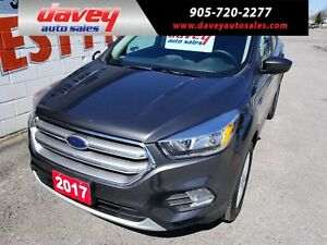 2017 Ford Escape SE 4X4, BACK UP CAMERA, HEATED POWER MIRRORS