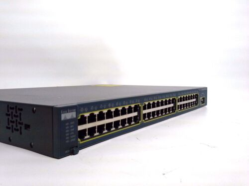 Cisco Catalyst 2950t-48-si - Switch - Managed - 48 Ports