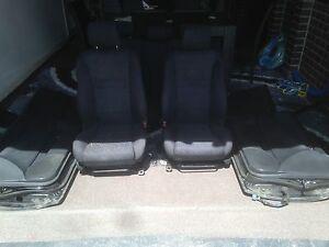 Corolla car seats Dallas Hume Area Preview