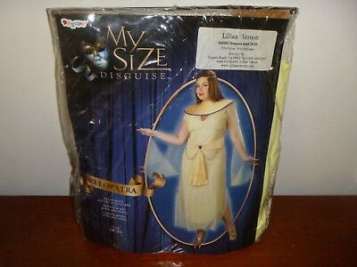 Women's Full Figure Deluxe Cleopatra Adult Plus Size Costume