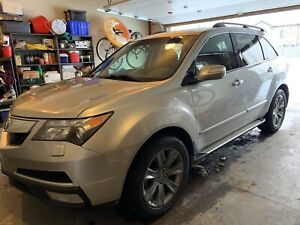2010 ONE-Owner FULLY LOADED Acura MDX Elite $18,800