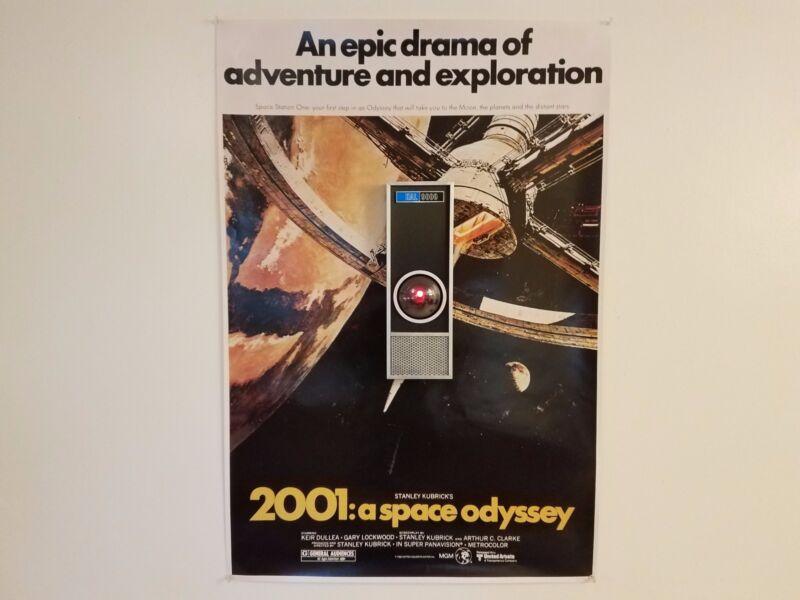 2001: A SPACE ODYSSEY Poster Kubrick Star Wars Trek Terminator Star Trek Elvis