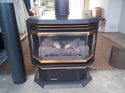 Masport Regency Log Effect Gas Fire Sellicks Beach Morphett Vale Area Preview