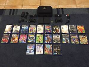 Playstation 2 with 24 Games Rostrevor Campbelltown Area Preview