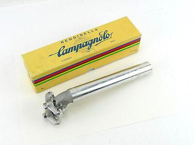 NOS NIB CAMPAGNOLO RECORD  27,2mm SEAT POST SP4-RE27C 250mm 00s VINTAGE