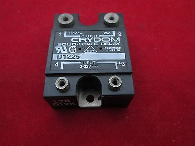 Crydom Solid State Relay D1225