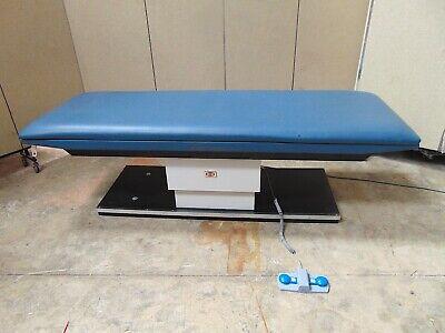 Hausmann 4750 Powermatic Medical Table 76 Long X 26 Wide 18-30 Height Sr628