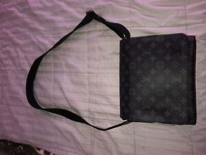 8c7aa80155f7 District PM Louis Vuitton messenger bag for sale