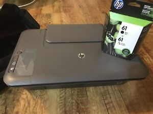 HP printer/scanner with extra ink