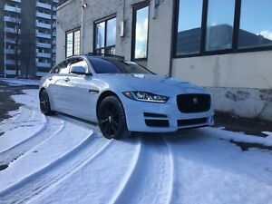 2017 JAGUAR XE 35t AWD SUPERCHARGED TRANSFERT DE LOCATION