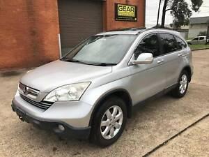 2009 Honda CR-V LUXURY Automatic SUV Smithfield Parramatta Area Preview